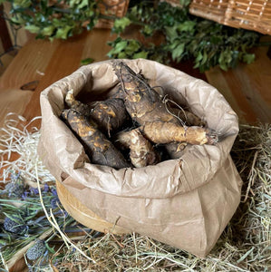 Jerusalem Artichokes - The Fat Pig Farm