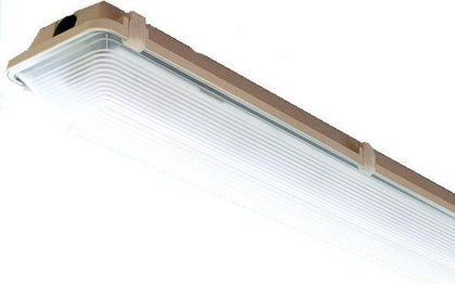 LED Vaportight 2', 4', & 8' Gasketed Enclosure