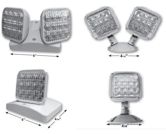 Remote Lamp Heads LED