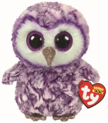 Moonlight Owl Beanie Boo