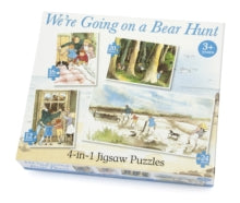 We're going on a bear hunt 123