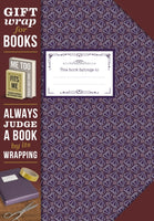 gift wrap for books deco