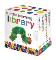 The Hungry Caterpillar Learning Library