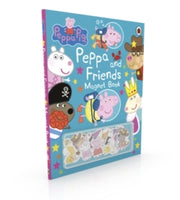 Peppa & Friends Magnet Book