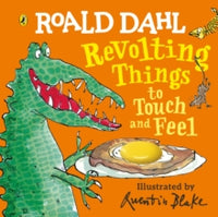 Roald Dahls Revolting Things To Touch