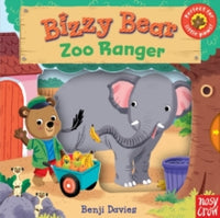 Bizzy Bear Zoo Ranger