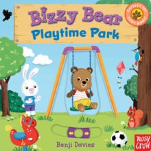 Bizzy Bear Playtime Park