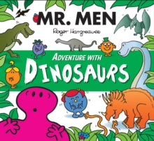 Mr Men Adventures With Dinosaurs