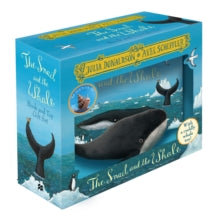 The Snail And The Whale Book And Toy