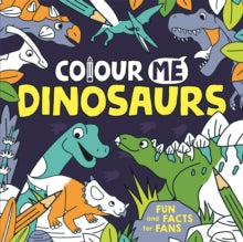 Colour Me Dinosaurs