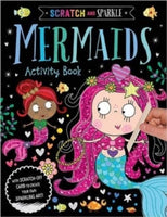 Mermaids Activity Book