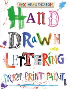 Hand Drawn Lettering Draw Print Paint