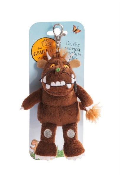 The Gruffalo Plush Keyclip 12cm