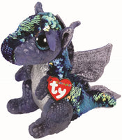 Kate Dragon Flippable Beanie Boo