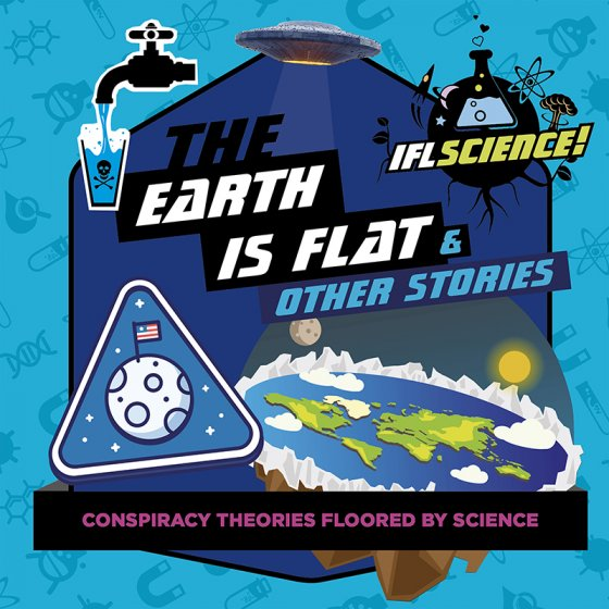 Earth is Flat and Other Stories - giftbook