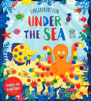 Super Under The Sea Fingerprint Fun