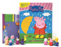 Peppa Pig Busy Book