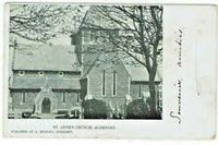 Postcards St Annes Church