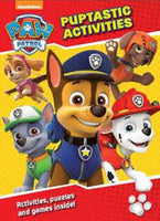 Paw Patrol Puptastic Activities