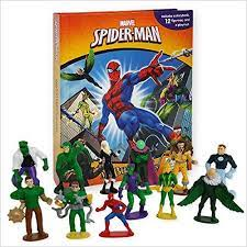 Spiderman Busy Books