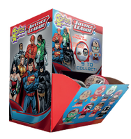 Justice League Orbs Capsules