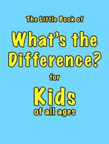 The Little Book of What's the Difference