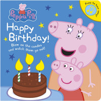 Click to enlarge Peppa Pig: Happy Birthday!