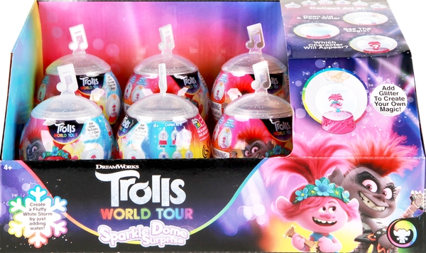 Trolls World Tour - Sparkle Dome Surprise