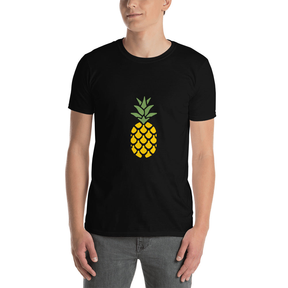 Pineapple Graphic Tee - Gazzli