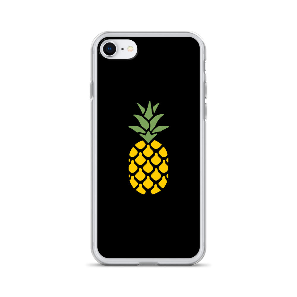 Pineapple Graphic iPhone Case - Gazzli