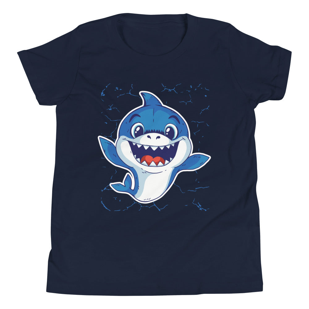 Baby Shark Graphic Tee - Youth - Gazzli