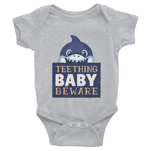 Baby Shark Graphic Infant Bodysuit - Gazzli