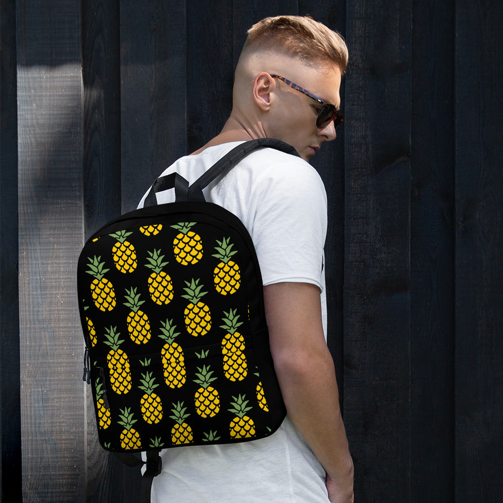 Pineapple Graphic Backpack - Gazzli
