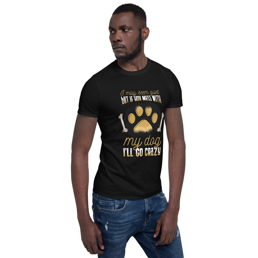 Dog Graphic Tee - Gazzli
