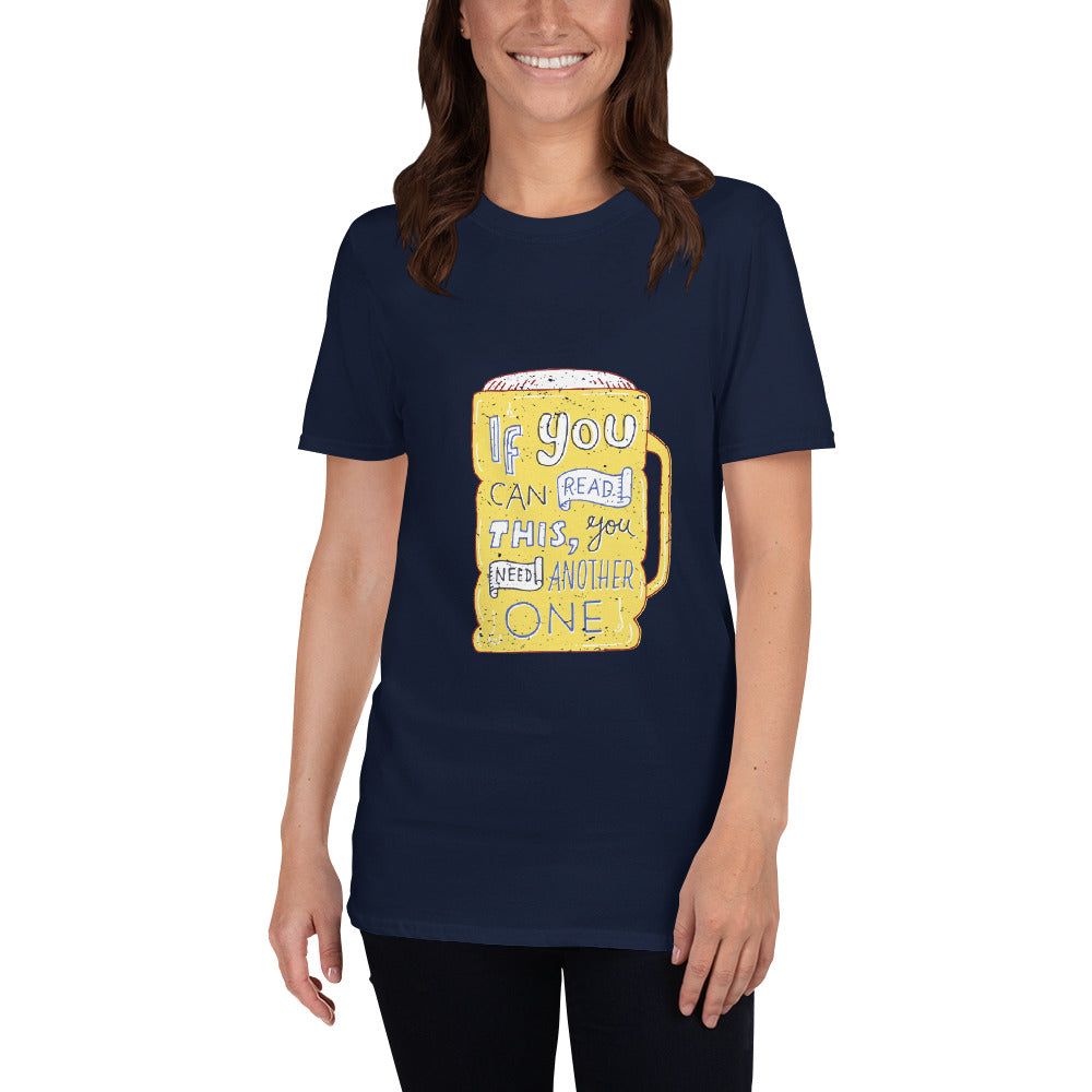 Beer Graphic Tee - Gazzli