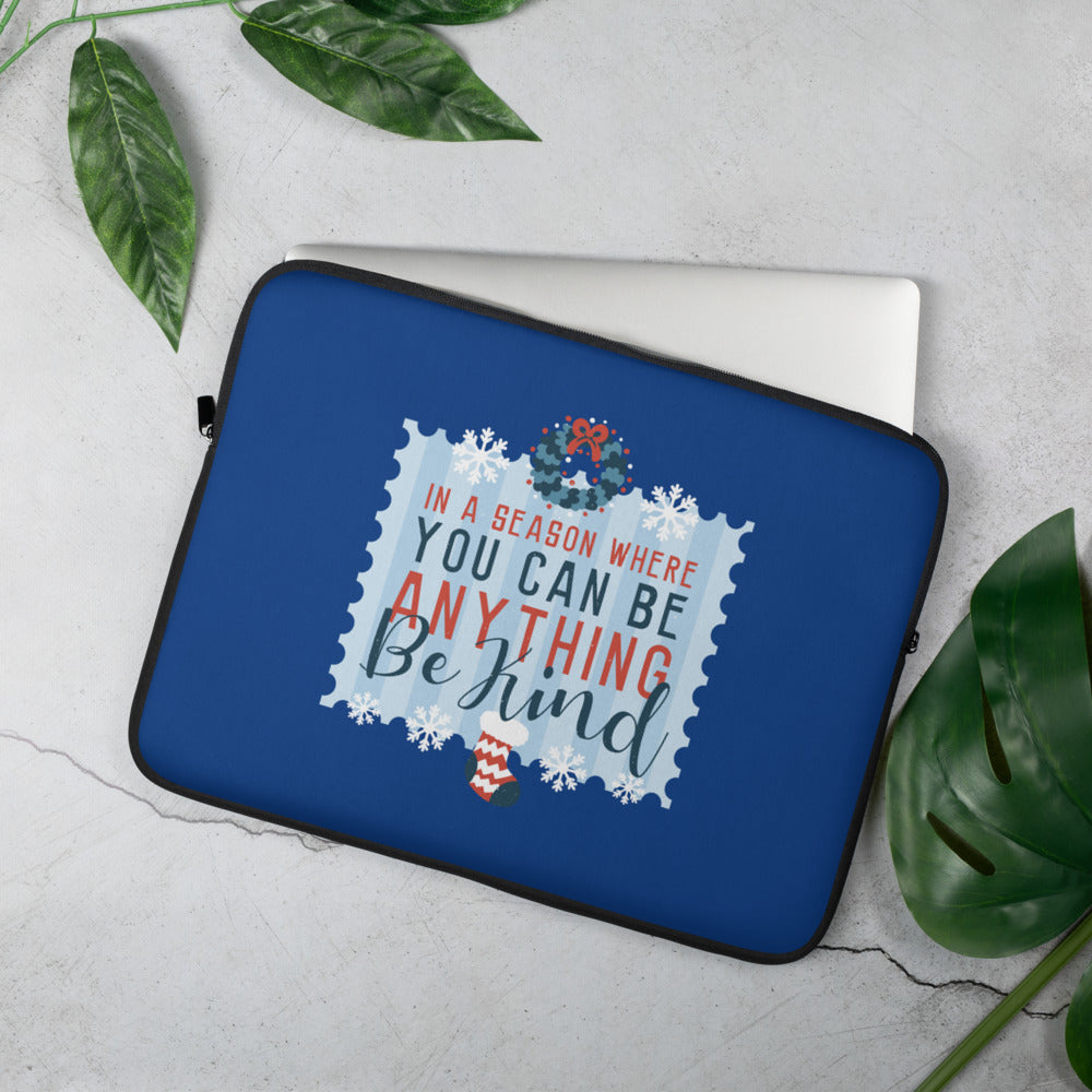 Christmas Graphic Laptop Sleeve - Gazzli