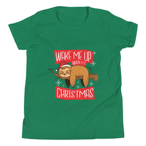 Christmas Graphic Tee - Youth - Gazzli