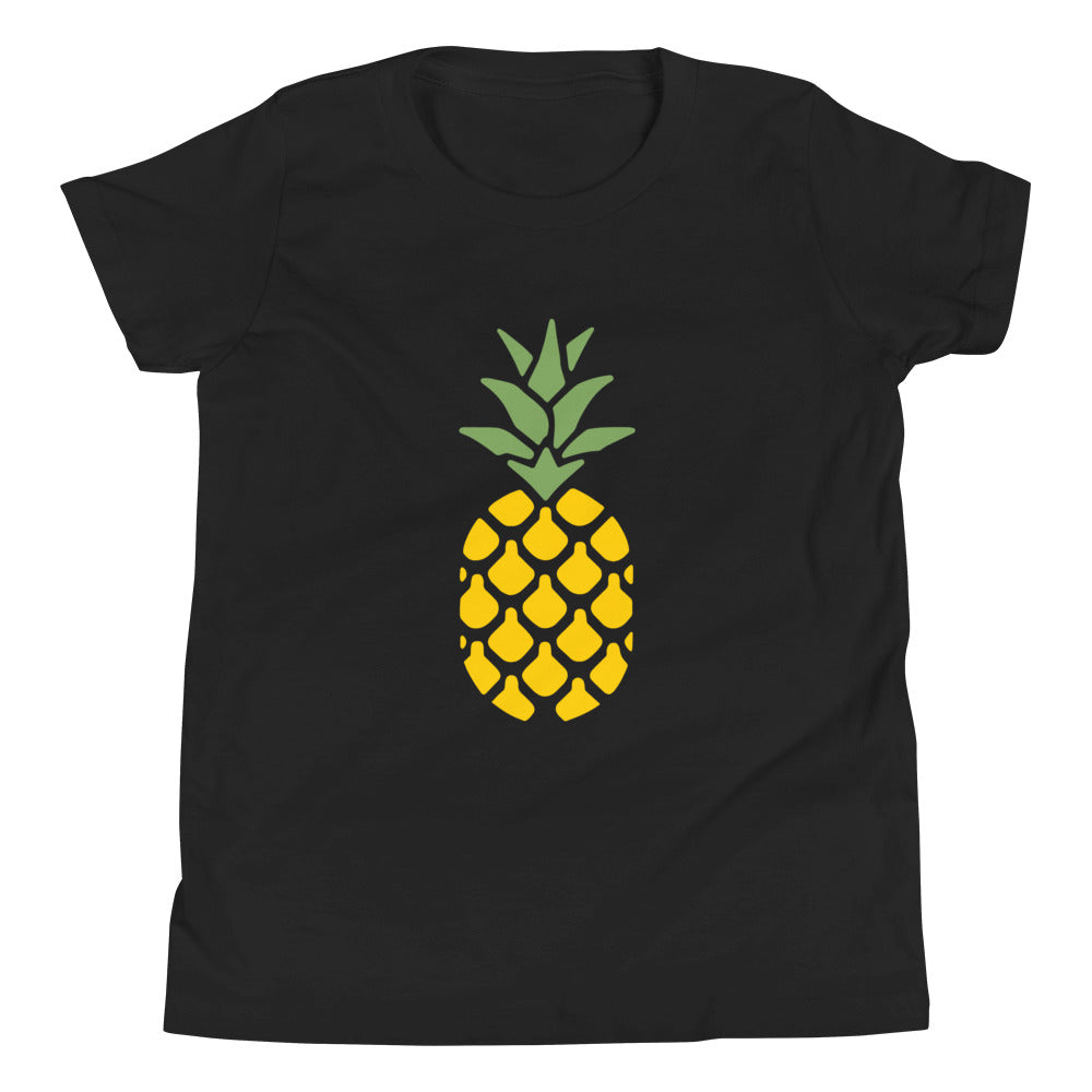 Pineapple Graphic Tee - Youth - Gazzli