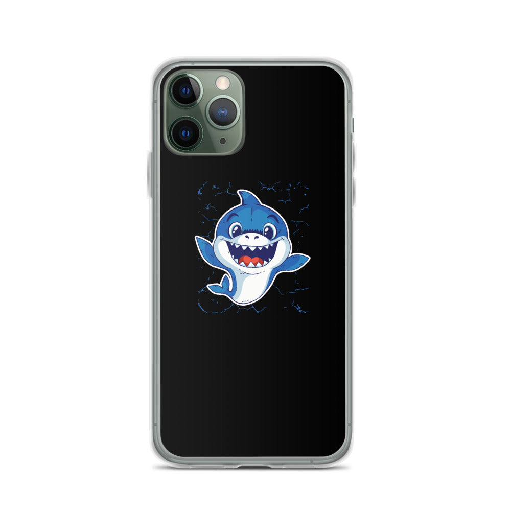Baby Shark Graphic iPhone Case - Gazzli