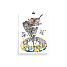 Load image into Gallery viewer, MINIONS GROU Poster