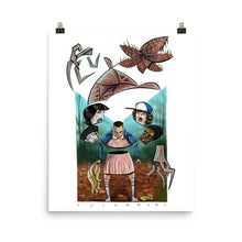 Load image into Gallery viewer, STRANGER THINGS Poster