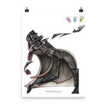 Load image into Gallery viewer, VADER DANCE Poster