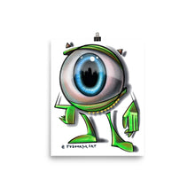 Load image into Gallery viewer, MONSTER INC Poster