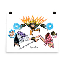 Load image into Gallery viewer, NARUTO Poster