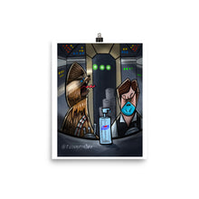Load image into Gallery viewer, SOLO & CHEWY - VIRUS Poster