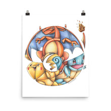 Load image into Gallery viewer, POKEMON Poster