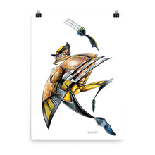 Load image into Gallery viewer, WOLVERINE Poster