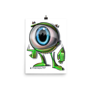 MONSTER INC Poster