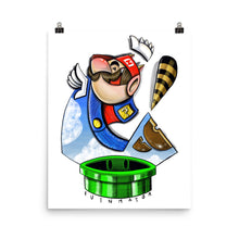 Load image into Gallery viewer, MARIO BROS Poster
