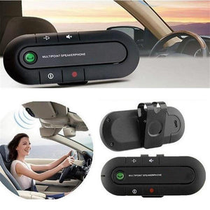 Bluetooth Hands-Free Car Visor Kit